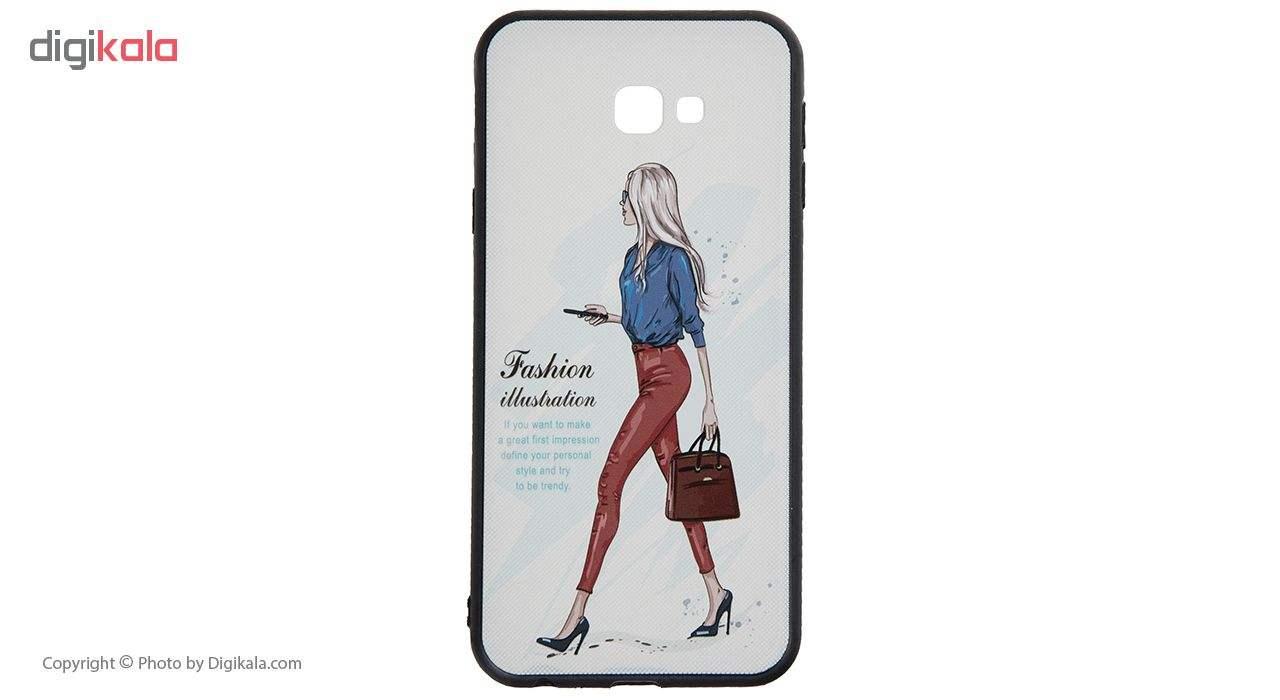 کاور مدل Beauty طرح Fashion-I مناسب برای گوشی موبایل سامسونگ Galaxy J4 Plus 2018 main 1 9
