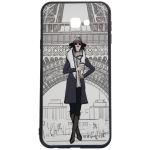کاور مدل Beauty طرح Paris مناسب برای گوشی موبایل سامسونگ Galaxy J4 Plus 2018 thumb