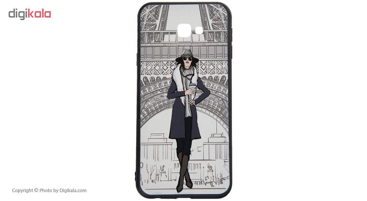 کاور مدل Beauty طرح Paris مناسب برای گوشی موبایل سامسونگ Galaxy J4 Plus 2018 main 1 1