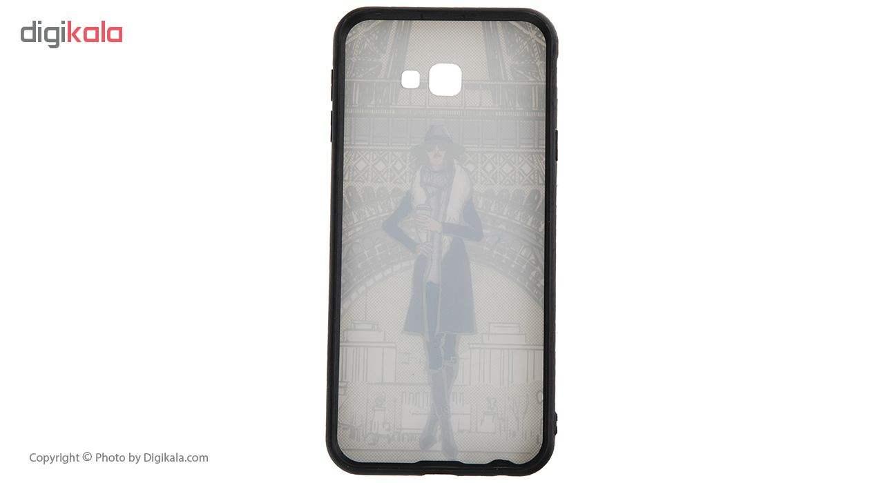 کاور مدل Beauty طرح Paris مناسب برای گوشی موبایل سامسونگ Galaxy J4 Plus 2018 main 1 2