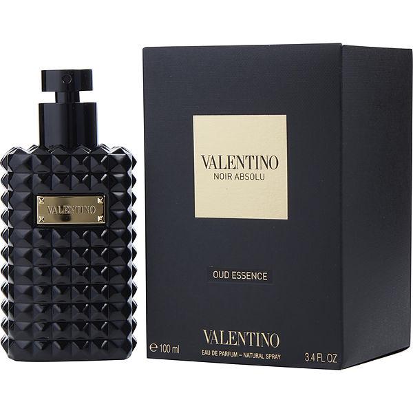 ادوپرفیوم ولنتینو مدل noir absolu oud essence حجم ۱۰۰ میلی لیتر