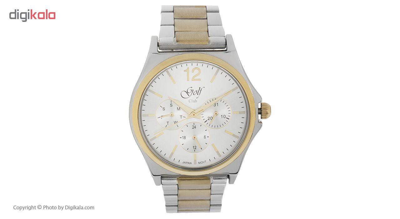 ساعت مچی عقربه ای زنانه گلف مدل 128-1