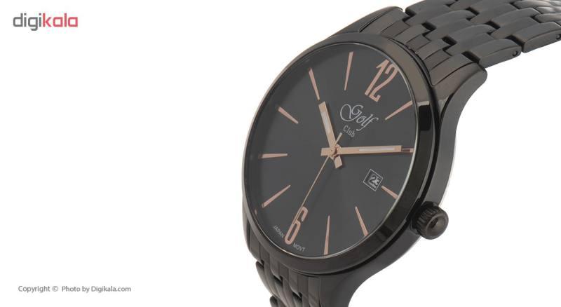 ساعت مچی عقربه ای مردانه گلف مدل 126-2