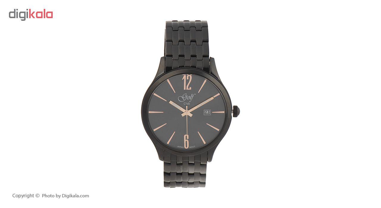 خرید ساعت مچی عقربه ای مردانه گلف مدل 126-2