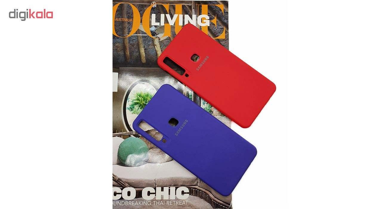 کاور سیلیکونی مدل Soft Touch Feeling مناسب برای گوشی موبایل سامسونگ Galaxy A9 2018 main 1 7