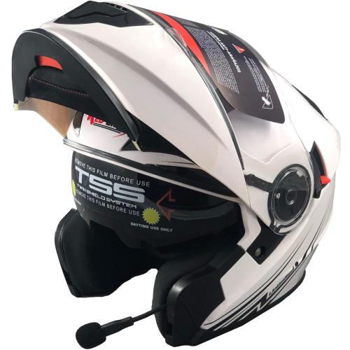 کلاه کاسکت ردلاین مدل Unlimited-W10 بلوتوث دار