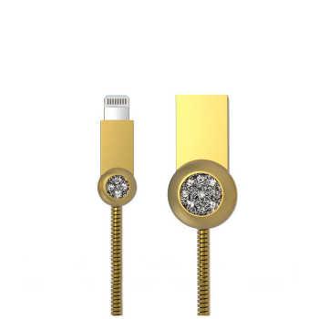کابل تبدیل USB به لایتنینگ ریمکس مدل Moon طول 1 متر