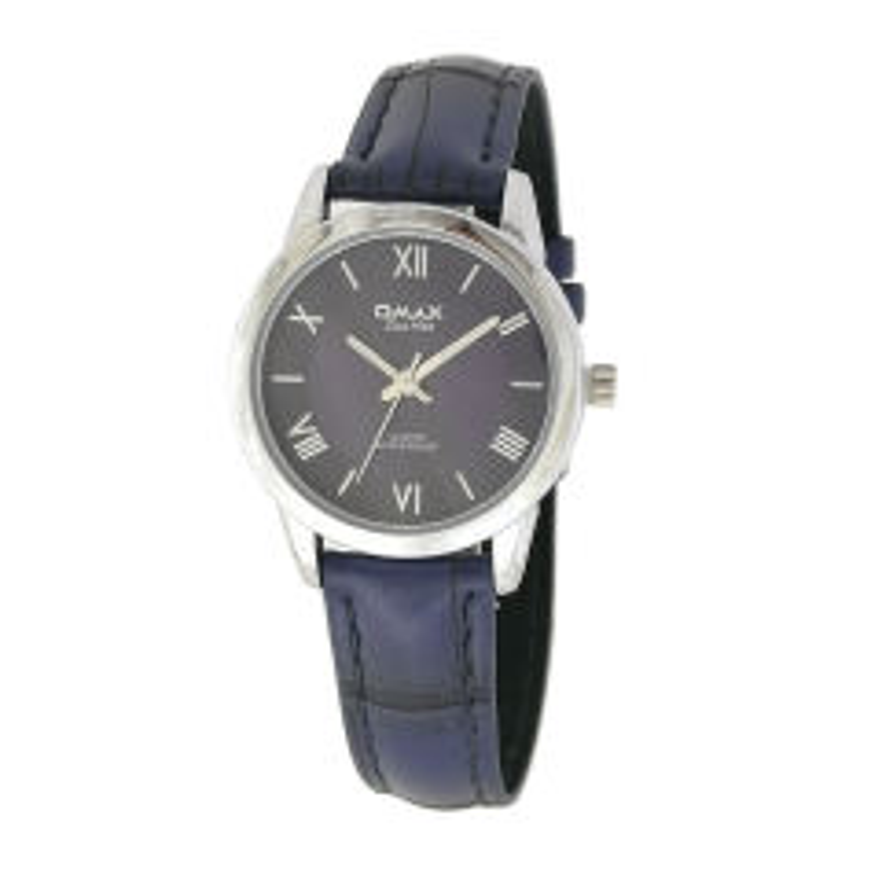 ساعت مچی عقربه ای زنانه اوماکس مدل pr0004s به همراه دستمال مخصوص برند کلین واچ 24