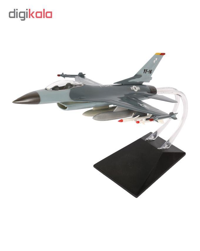 هواپیما طرح جنگنده مدل اف 16
