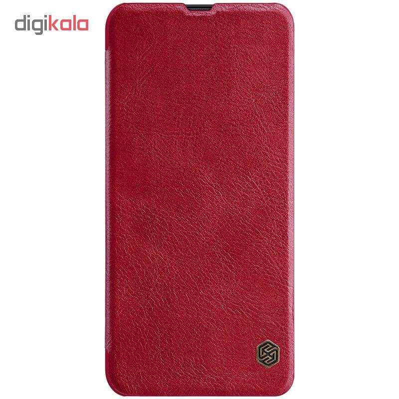 کیف کلاسوری نیلکین مدل Qin مناسب برای گوشی موبایل سامسونگ Galaxy A50s/A30s/A50 main 1 2