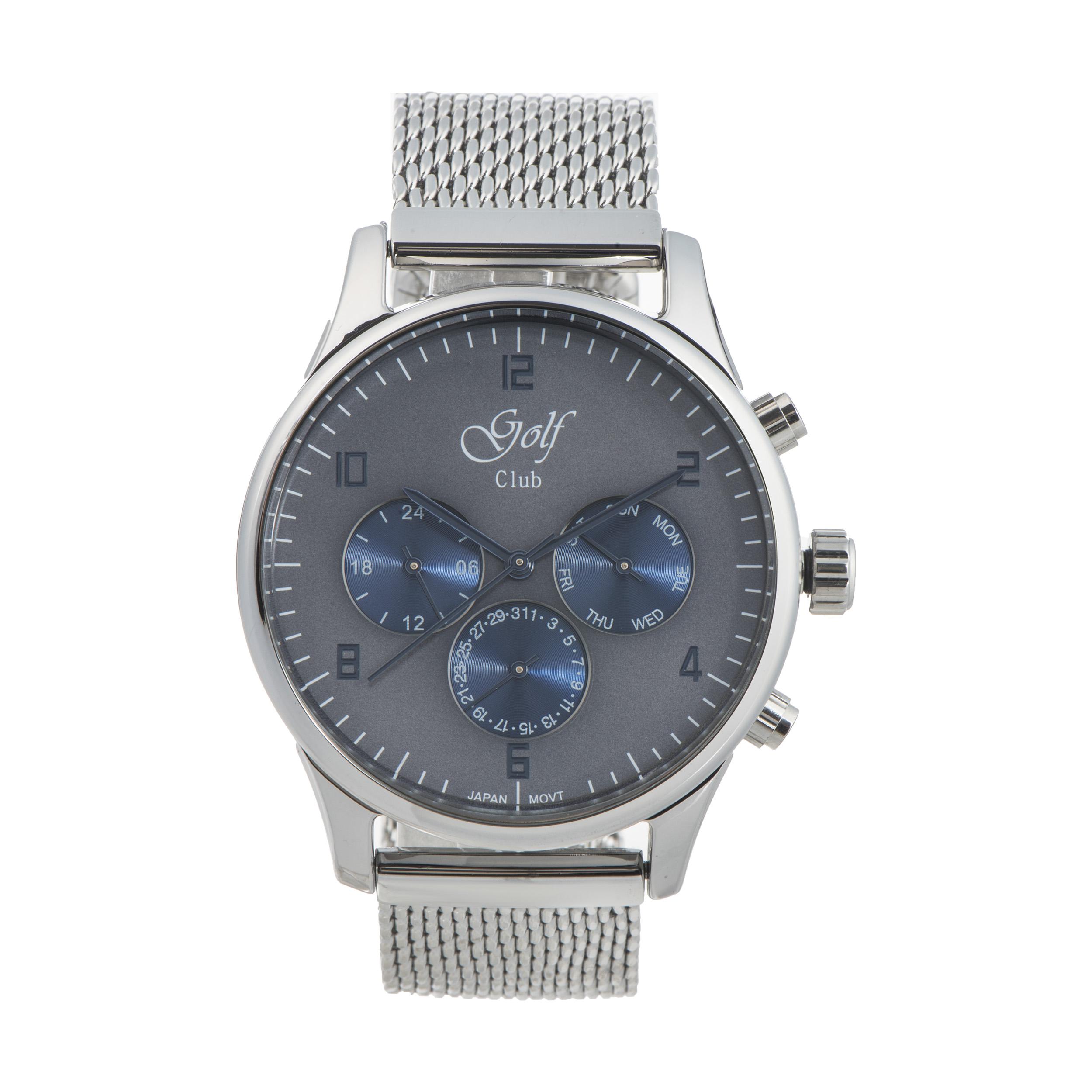 ساعت مچی عقربه ای مردانه گلف کلاب مدل 123-4