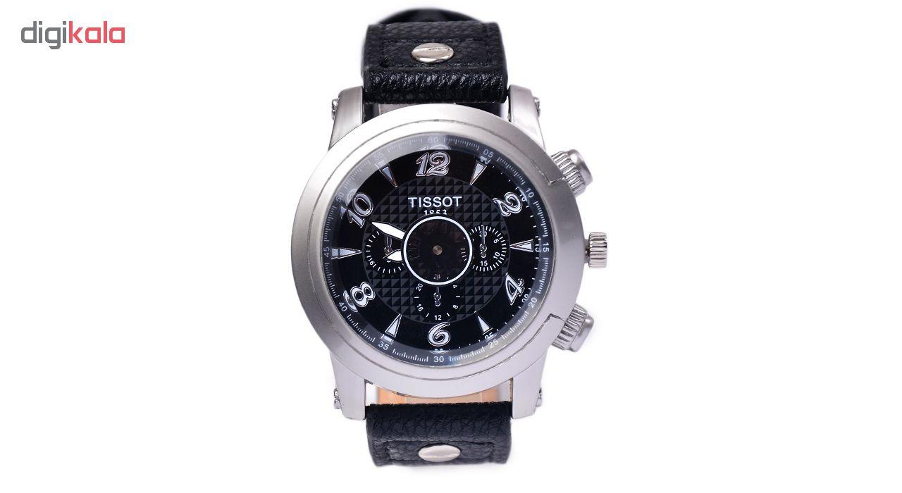 خرید ساعت مچی عقربه ای مردانه مدل Tcharkh-Bk
