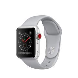 ساعت هوشمند اپل واچ ۳ مدل GPS 38mm Silver Aluminium Case with Fog Sport Band