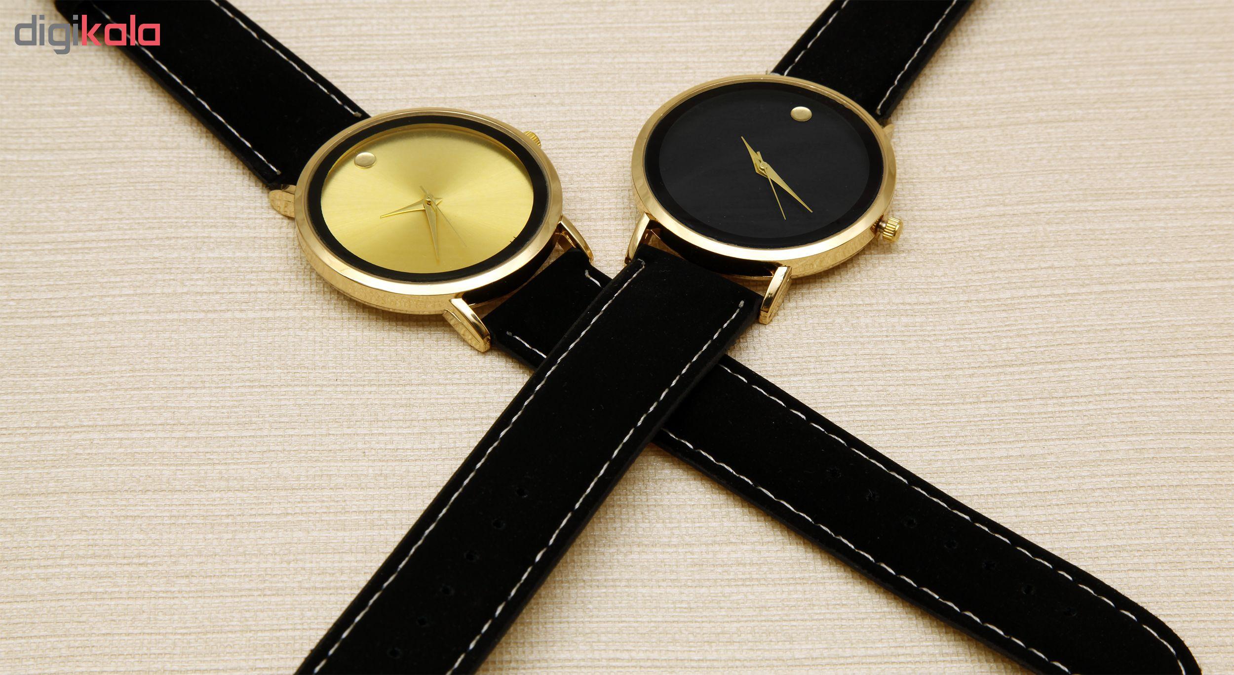 کد تخفیف                                      ساعت مچی عقربه ای ژاپن گلد مدل GS-P1900
