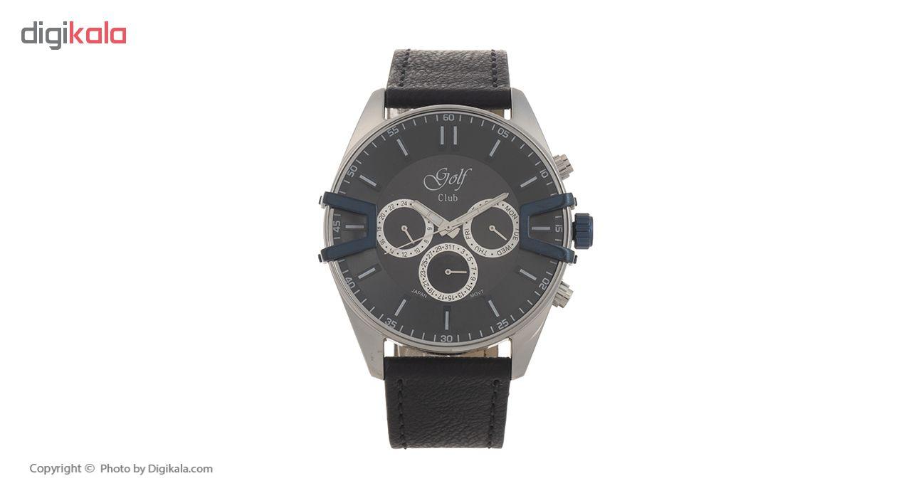 خرید ساعت مچی عقربه ای مردانه گلف مدل 122-5