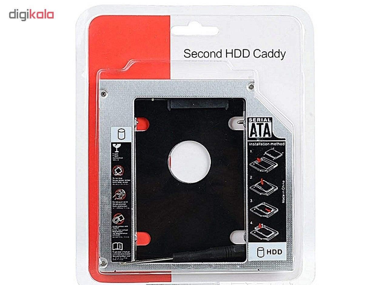 براکت هارد اینترنال مدل HDD-12.7 main 1 2