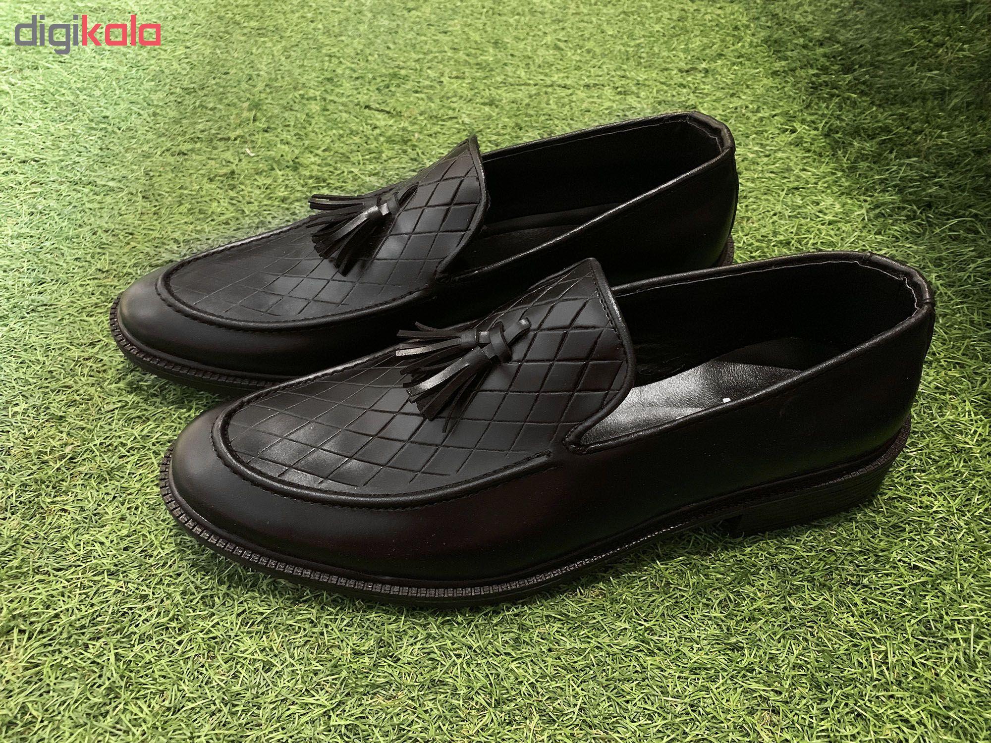 کفش مجلسی مردانه مدل m-111