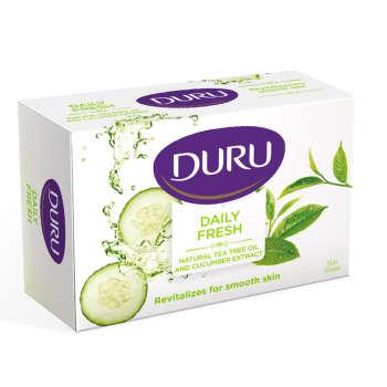 صابون حمام دورو مدل Tea And Cucumber مقدار 120 گرم