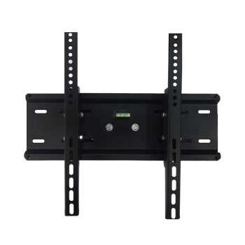 پایه دیواری دوبازویی تی وی جک مدل W8 مناسب تلویزیون های 43 تا 65 اینچ