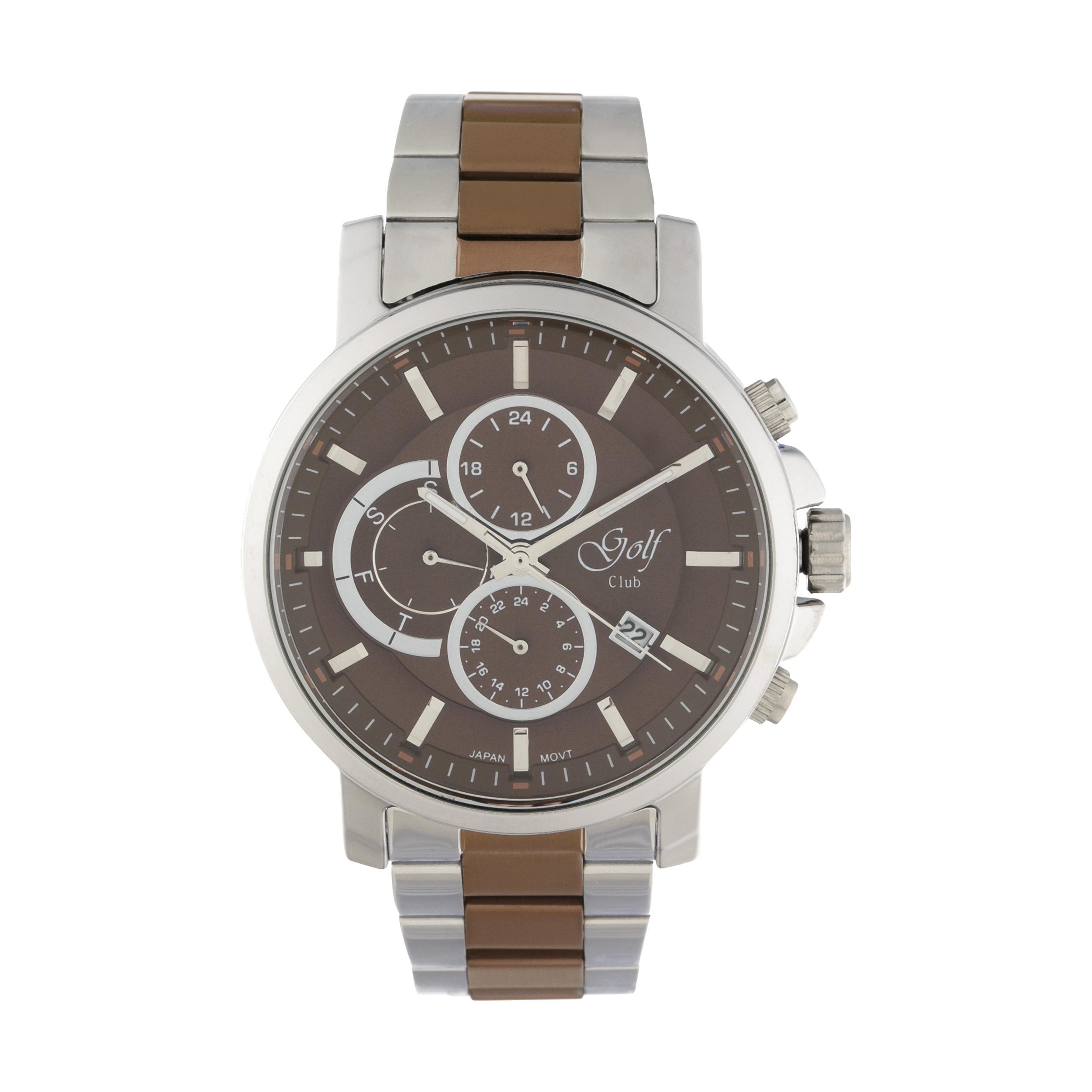 ساعت مچی عقربه ای مردانه گلف مدل 127-5