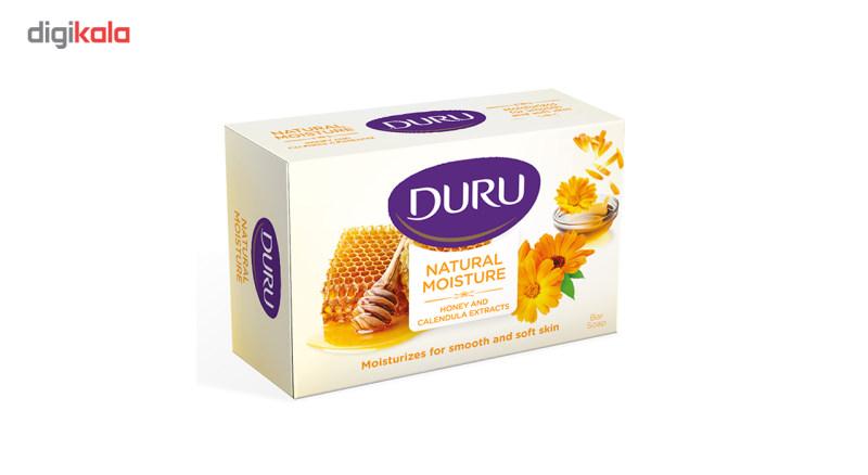صابون حمام دورو مدل Honey And Calendula مقدار 120 گرم
