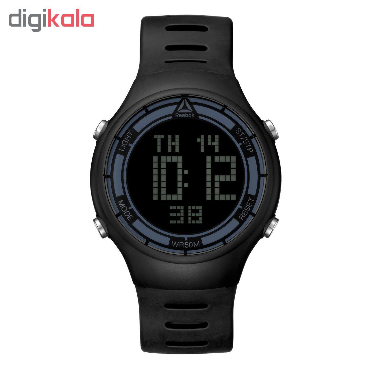 خرید ساعت مچی عقربه ای مردانه ریباک مدل RD-RUT-G9-PBPB-B1