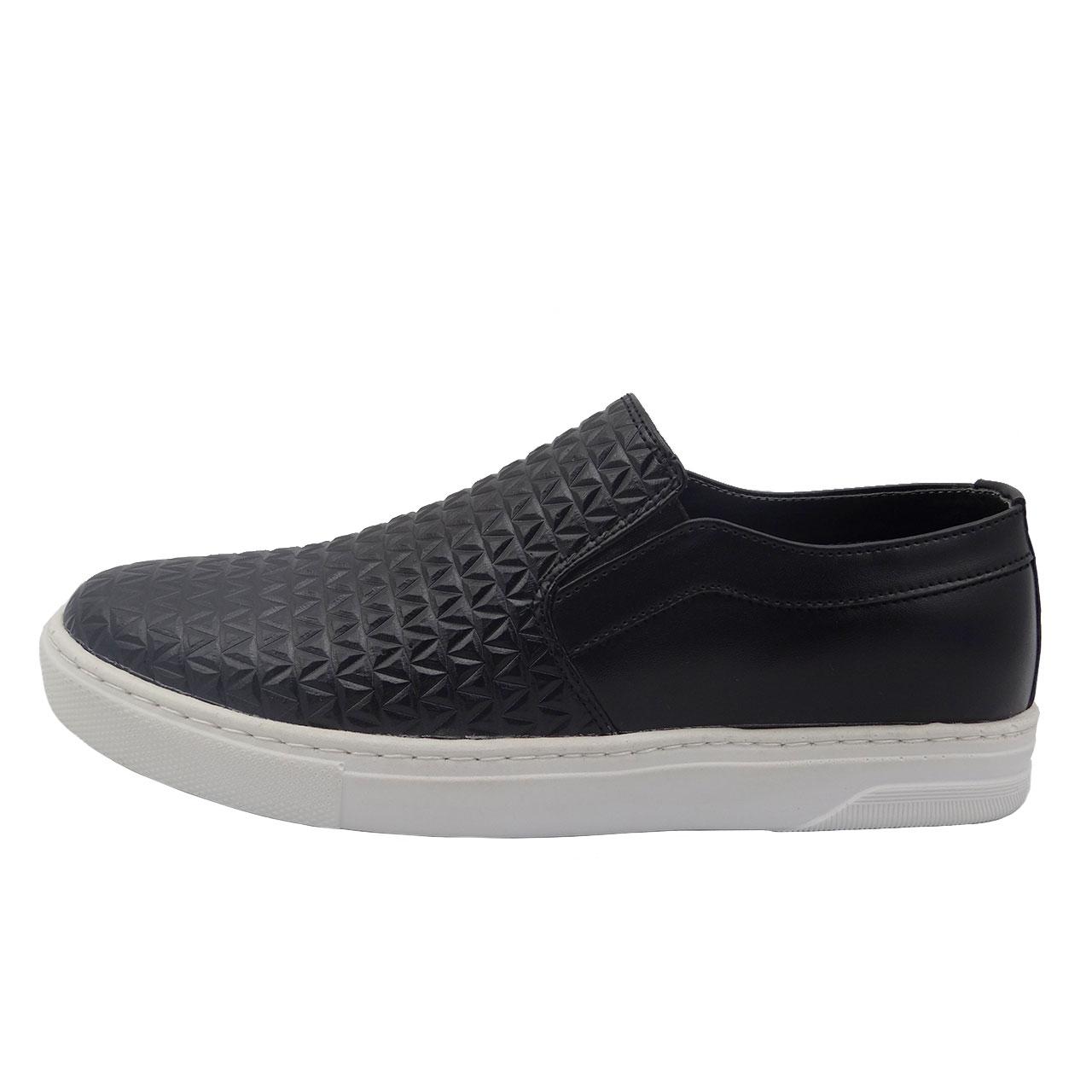 قیمت کفش چرمی مردانه مدل کروکو کد A1