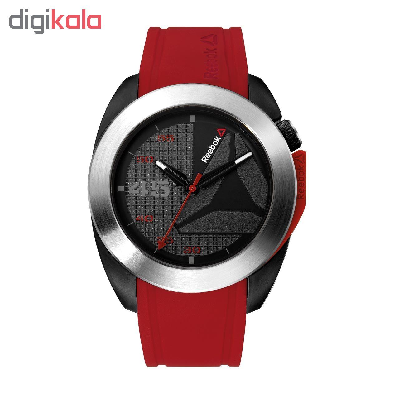 خرید ساعت مچی عقربه ای مردانه ریباک مدلRD-SKO-G2-PBIR-BR