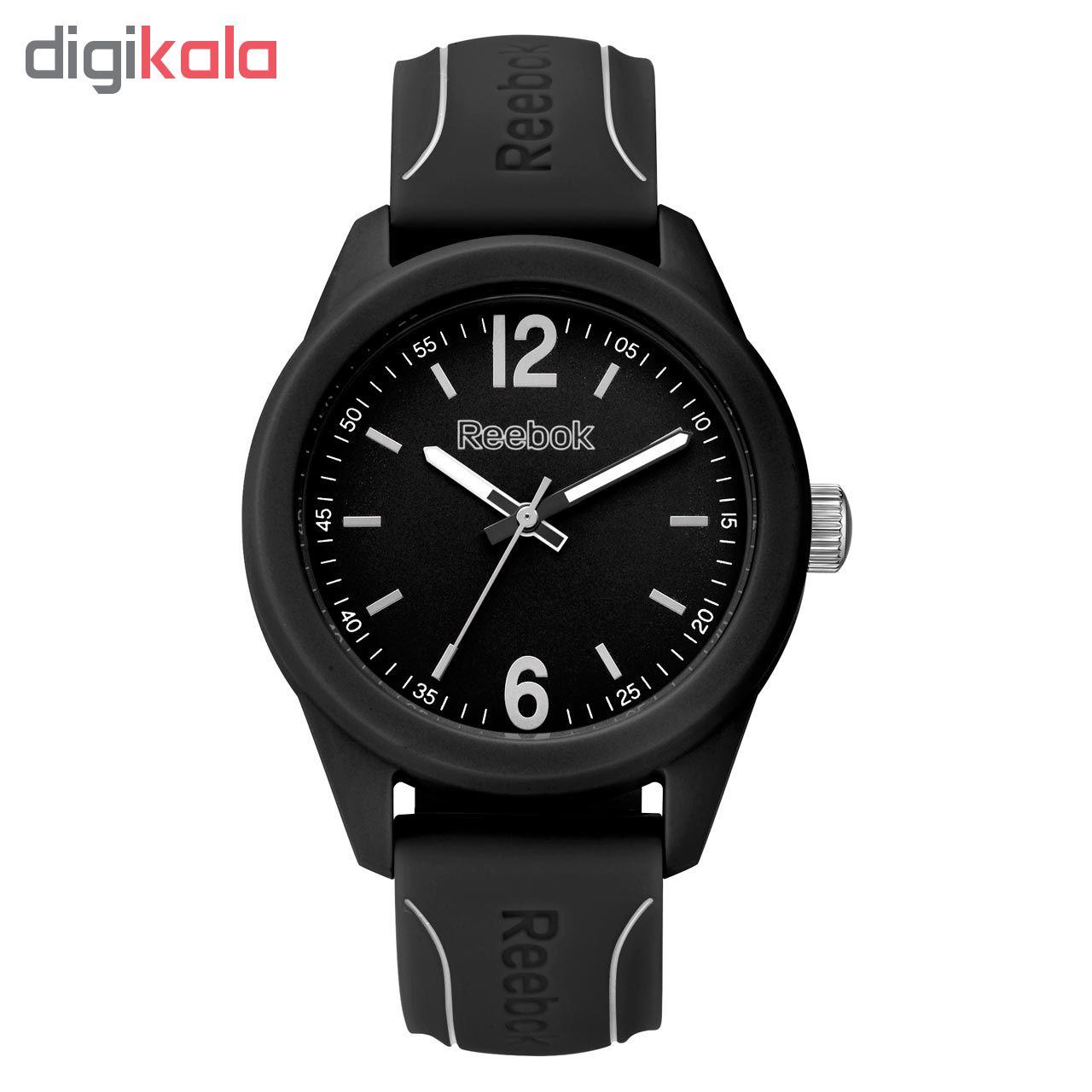 خرید ساعت مچی عقربه ای مردانه ریباک مدل RF-SDS-L2-PBIB-B1