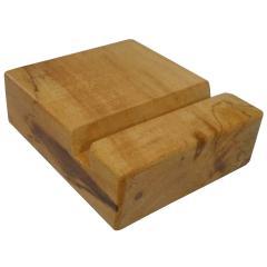 پایه نگهدارنده گوشی موبایل استند تبلت چوبی چوبیس کد 1-351 thumb
