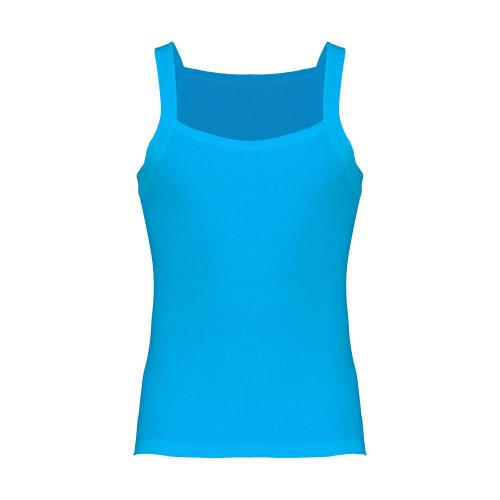 زیرپوش مردانه حجت مدل Hoj-kh رنگ آبی آسمانی