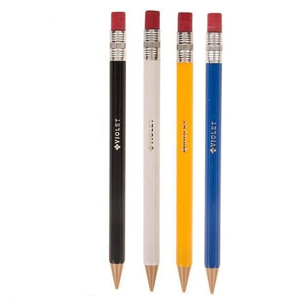 مداد نوکی 0.5 میلی متری ویولت مدل V04 مجموعه 4 عددی