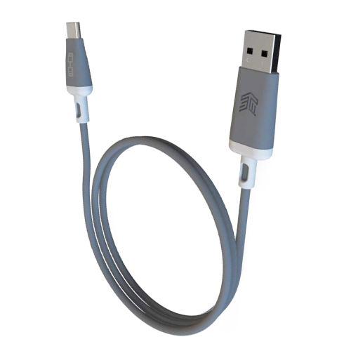 کابل تبدیل USB به USB-C اس تی ام مدل ABLE 207Z01 طول 1.5 متر