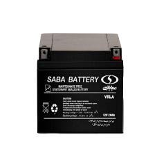 باتری 12 ولت 28 آمپر صبا باتری مدل SB