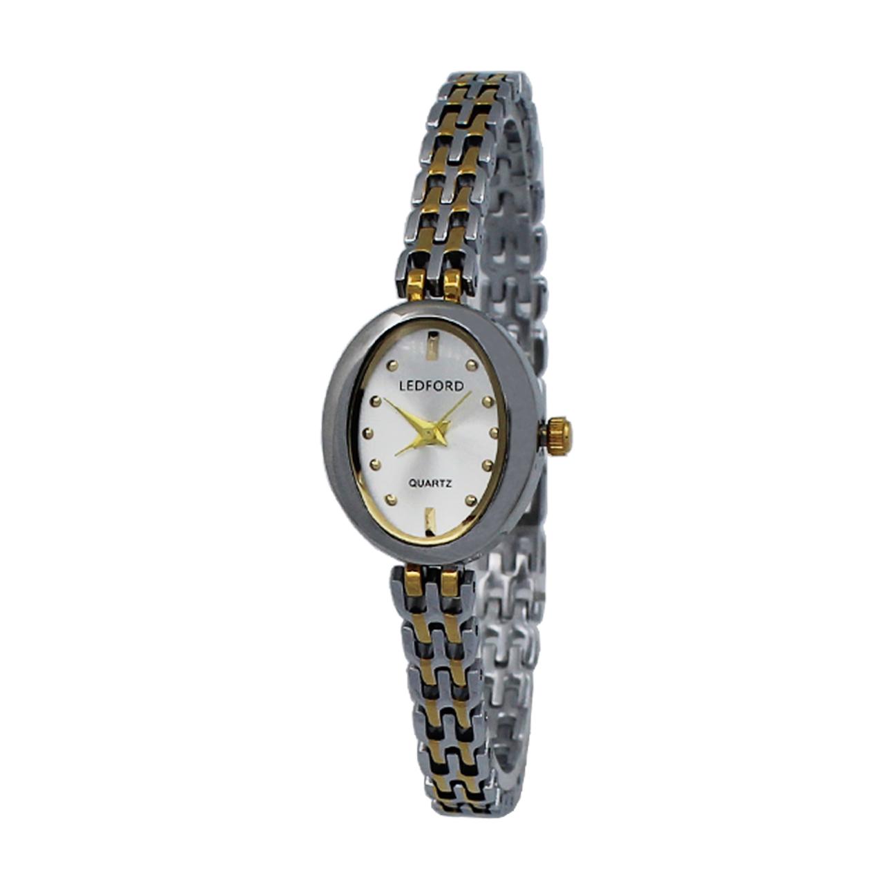 ساعت مچی عقربه ای زنانه لدفورد مدل DGZU-0167 17