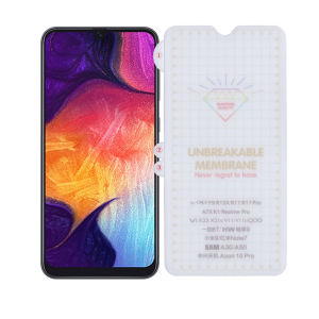 محافظ صفحه نمایش مدل Hydrogel مناسب برای گوشی موبایل سامسونگ Galaxy A50