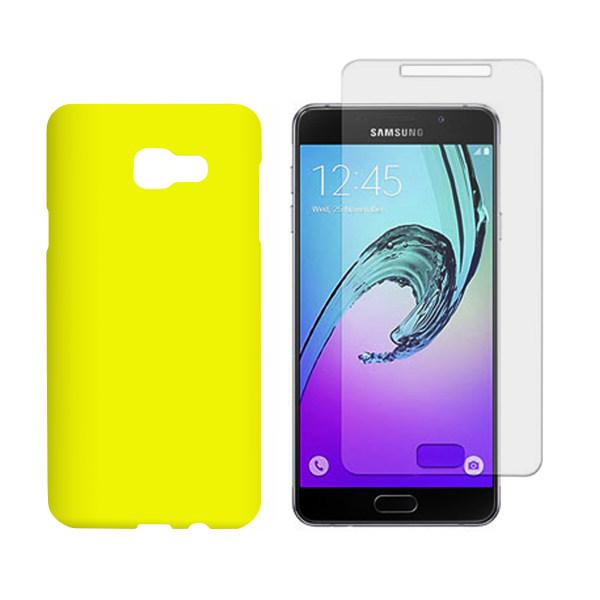 کاور مدل S-51 مناسب برای گوشی موبایل سامسونگ galaxy A7 2016 به همراه محافظ صفحه نمایش