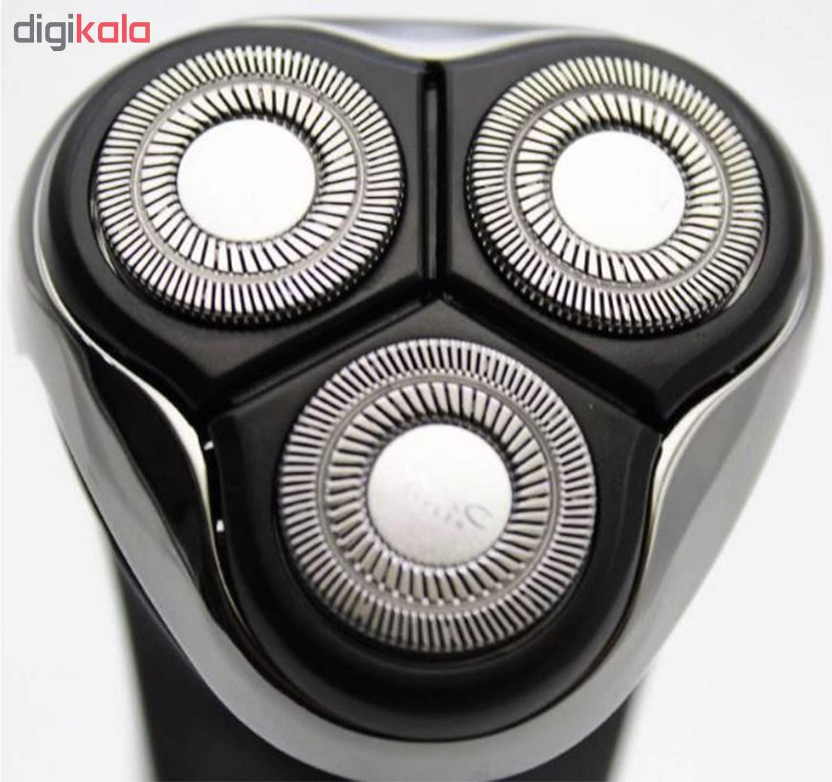 ماشین اصلاح موی صورت مک استایلر مدل MC-8815  M.A.C Styler MC-8815 Shaver