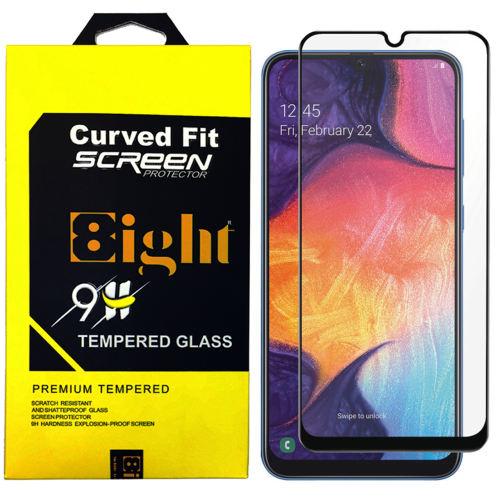محافظ صفحه نمایش ایت مدل Full Cover مناسب برای گوشی موبایل سامسونگ Galaxy A30