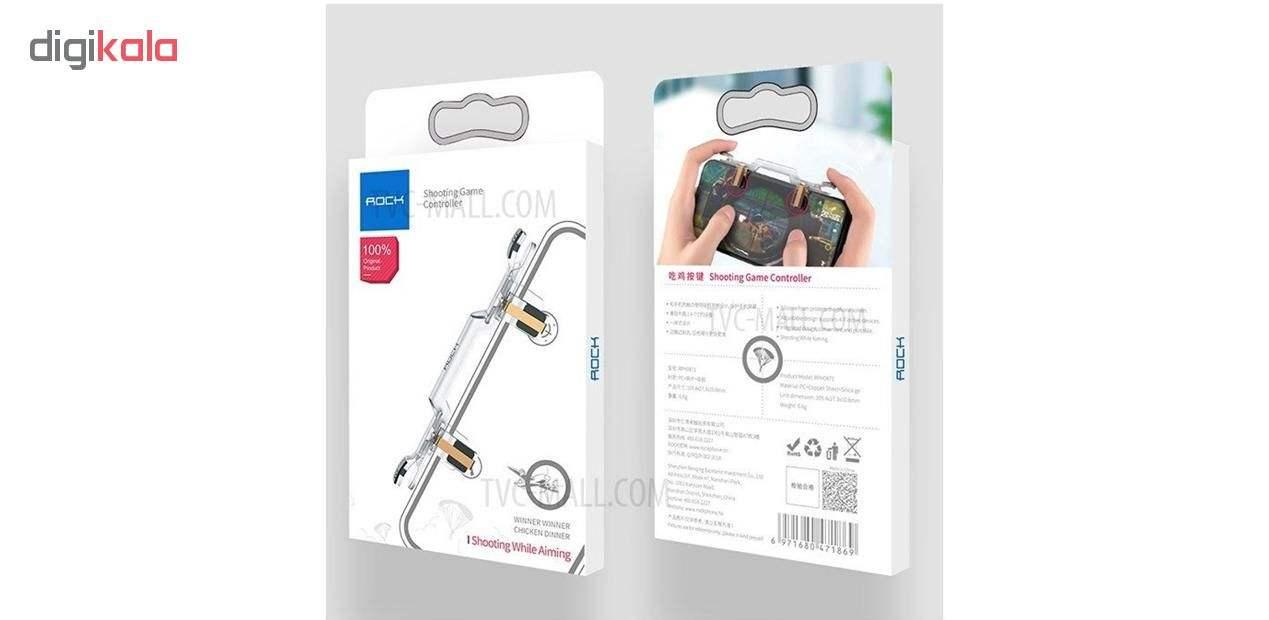 دسته بازی راک مدل RPH0871 مناسب برای گوشی موبایل thumb 2 2