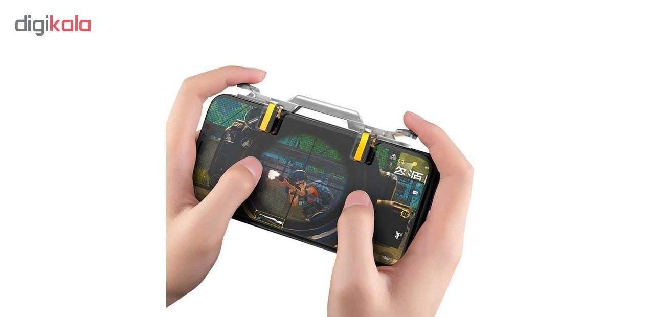 دسته بازی راک مدل RPH0871 مناسب برای گوشی موبایل thumb 2 3