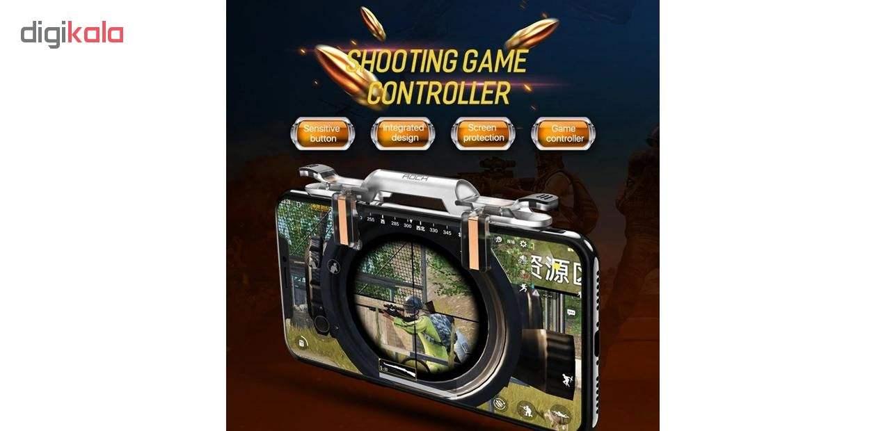 دسته بازی راک مدل RPH0871 مناسب برای گوشی موبایل thumb 2 4
