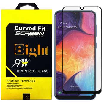 محافظ صفحه نمایش ایت مدل Full Cover مناسب برای گوشی موبایل سامسونگ Galaxy A20