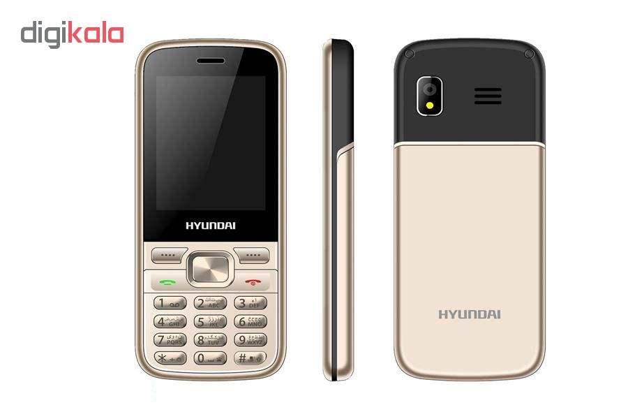 گوشی موبایل هیوندای مدل seoul K1 دو سیم کارت main 1 1