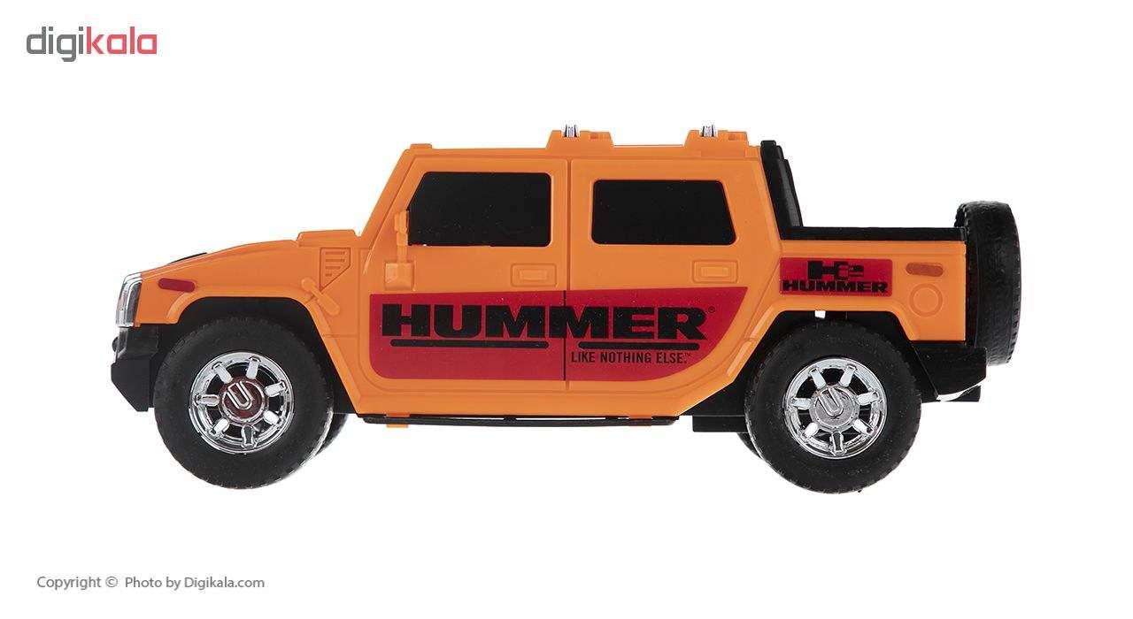ماشین جیپ هامر اسباب بازی دورج توی مدل Hummer main 1 2