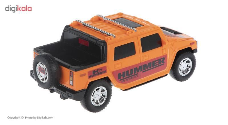 ماشین جیپ هامر اسباب بازی دورج توی مدل Hummer main 1 3