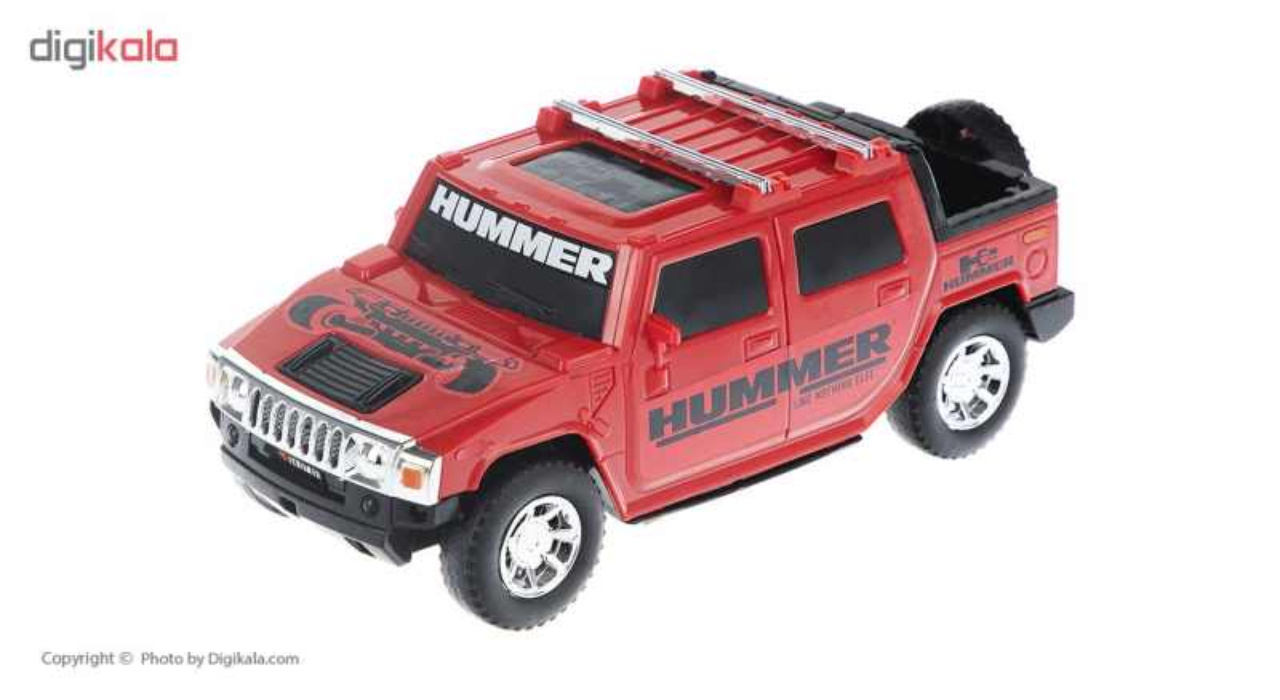 ماشین جیپ هامر اسباب بازی دورج توی مدل Hummer main 1 6