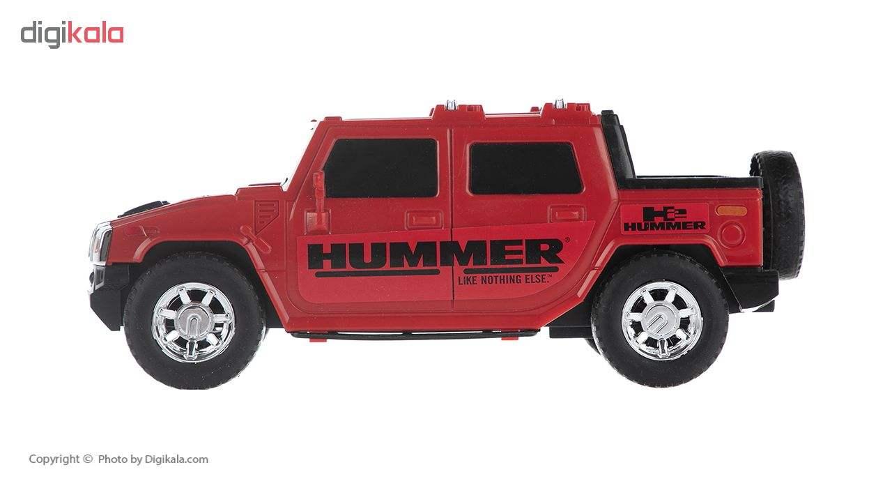 ماشین جیپ هامر اسباب بازی دورج توی مدل Hummer main 1 7