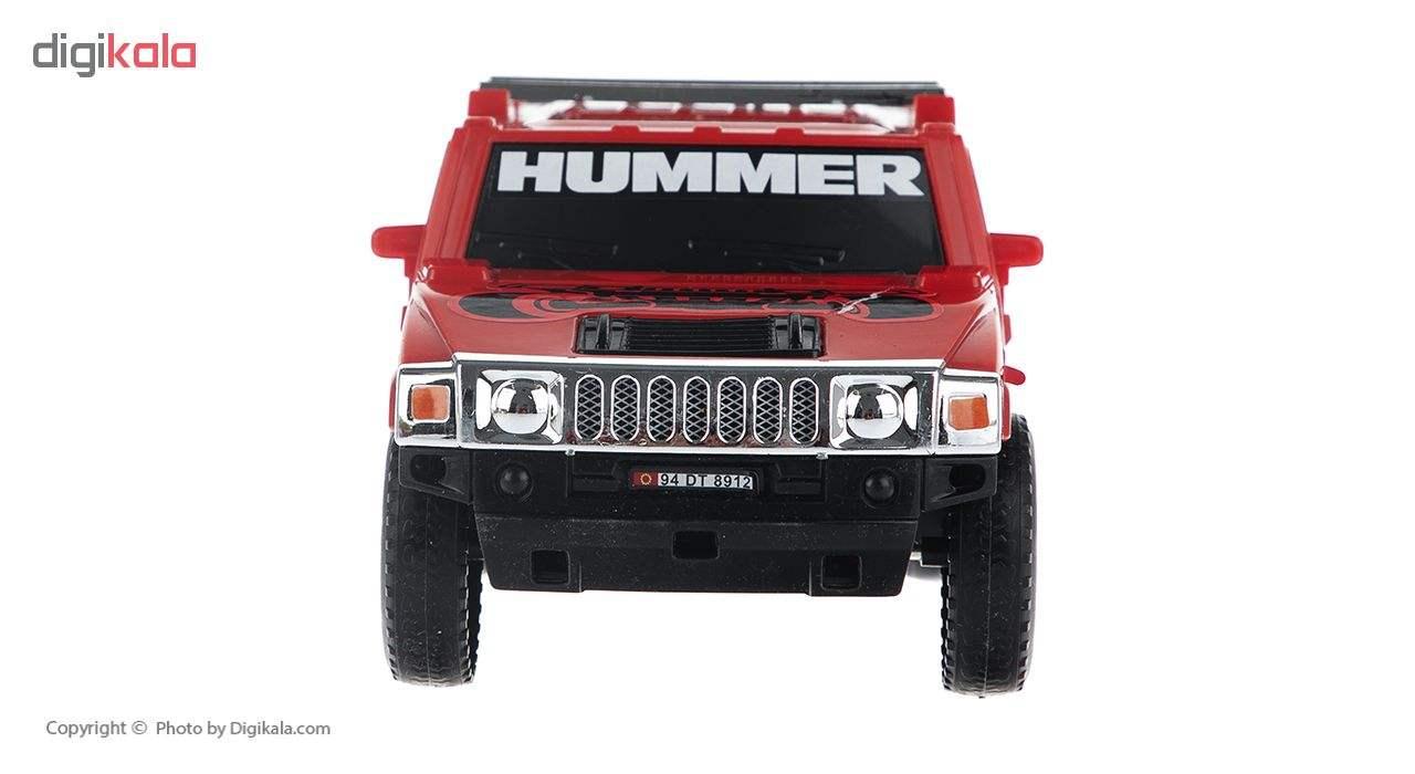 ماشین جیپ هامر اسباب بازی دورج توی مدل Hummer main 1 9