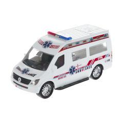 ماشین اسباب بازی دورج توی مدل آمبولانس